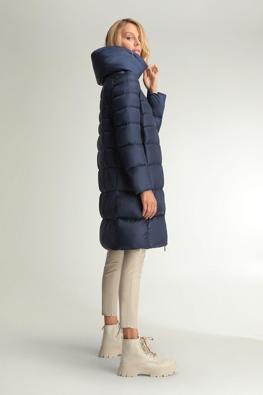 Corinne blue jacket