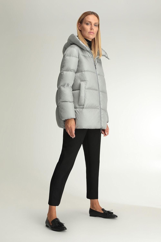 Kalliope grey jacket