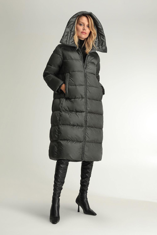 Minerva grey coat