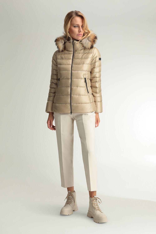 Metis beige jacket
