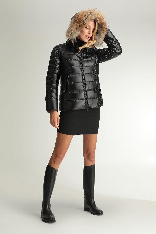 Metis black jacket