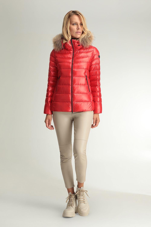 Metis red jacket