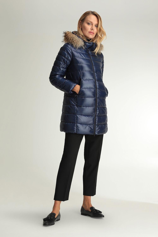 Hekate blue long jacket