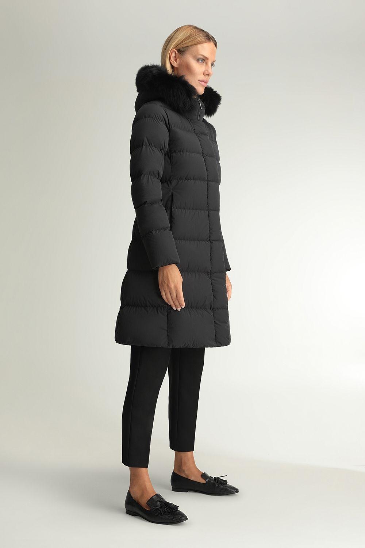 Urania quited coat