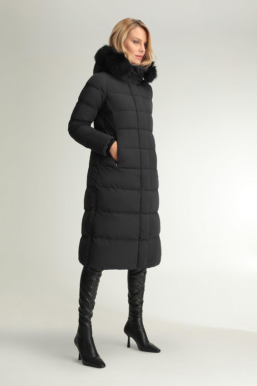 Concordia long coat