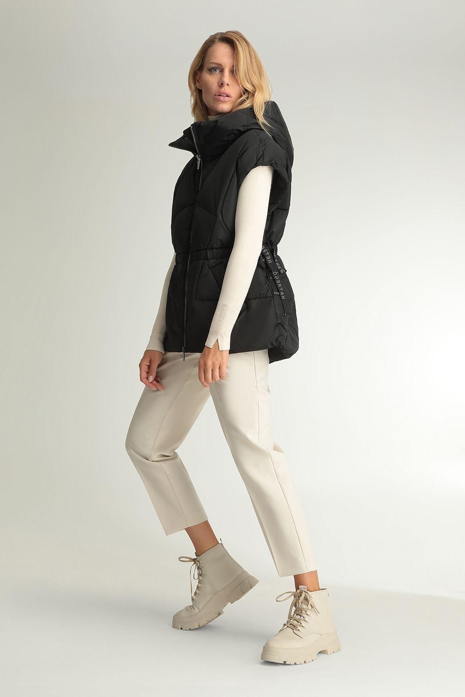 Irene oversized vest