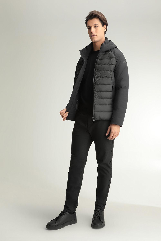 David grey jacket