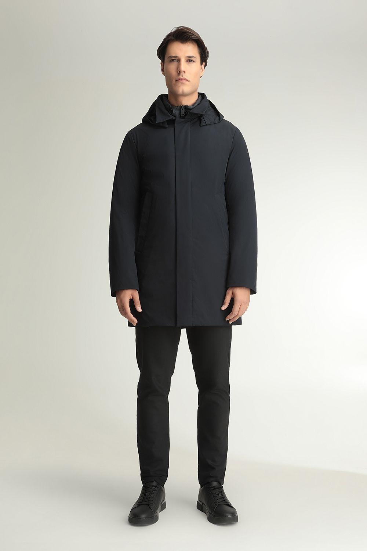 Edgar blue coat