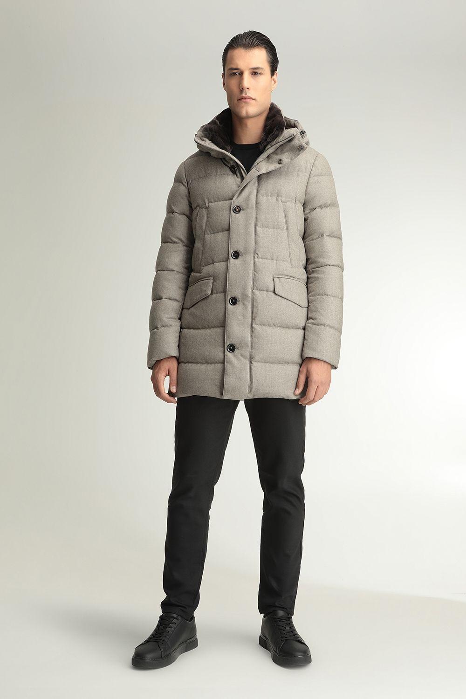 Joshua quilted coat