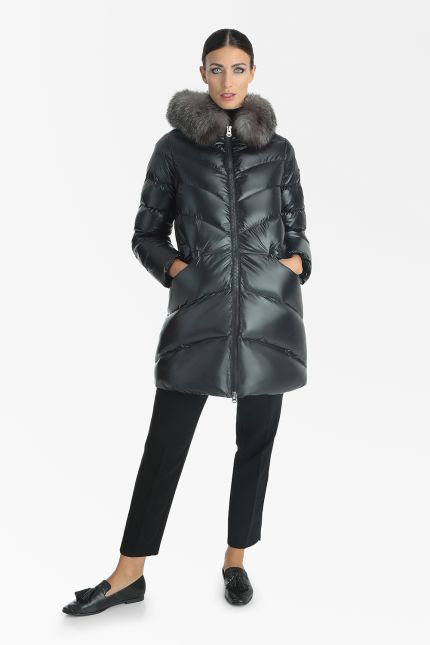 Women's long down jackets Hetregó  Spring Collection 2019