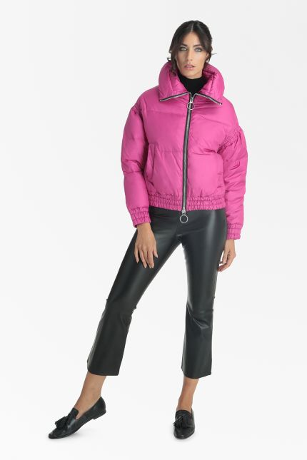 Women's short down jackets Hetregó  Spring Collection 2019