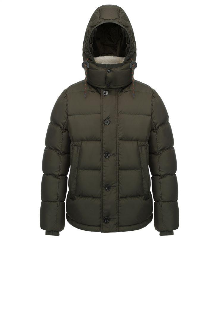 Hernan green down jacket - Hetregó 468e06b7198a