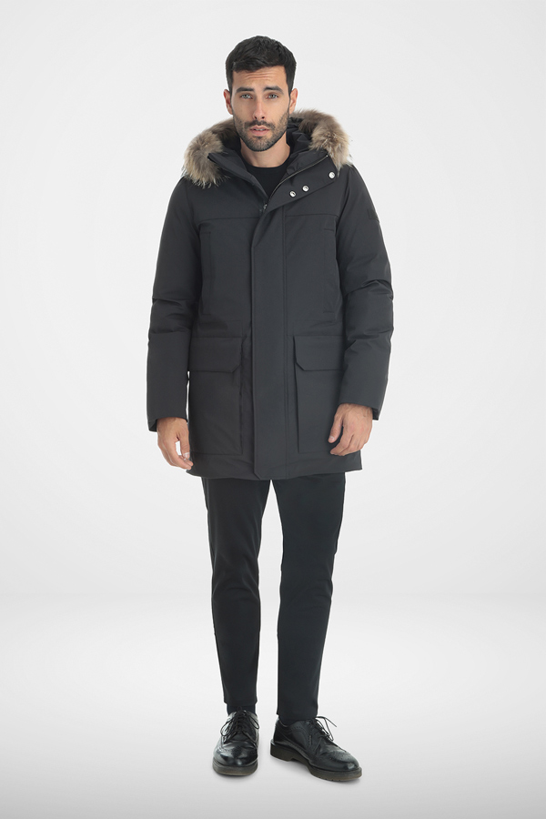 Hetregó spring down jackets for men